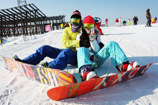 China Sees Booming Ice-Snow Tourism with Winter Olympics